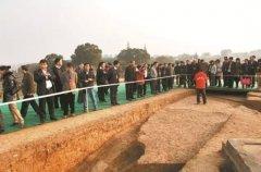 荆州曾是世界第一大国国都 宫城面积与