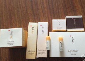 韩国乐天国际购入雪花秀弹力霜一盒