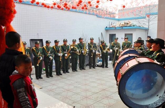 河北农村婚礼纪录