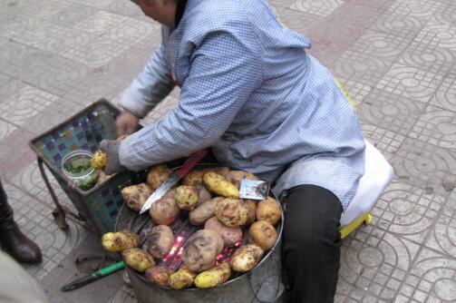 四川凉山深处的平民美食