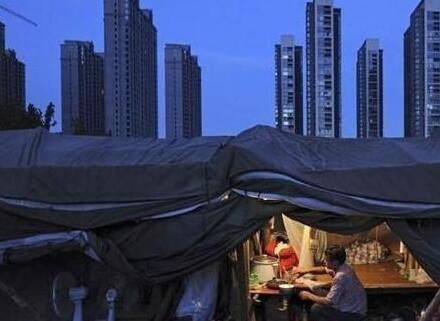 愤怒的中国房价
