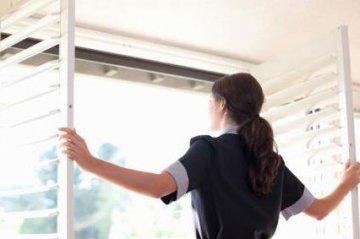 装修后怎样正确开窗通风 你知道吗