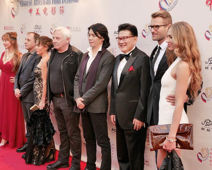 《上海王》获中美电影节三项大奖