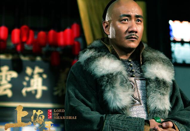 电影《上海王》首曝缘起版预告