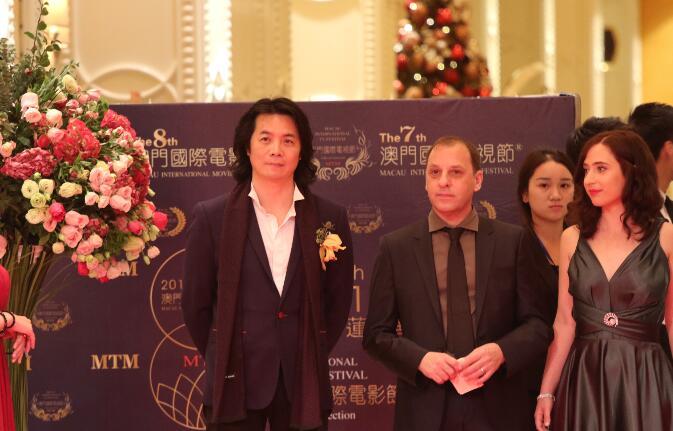 电影《上海王》亮相澳门电影节