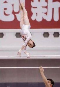 仙桃体操小将再添二枚金牌 12岁就进国