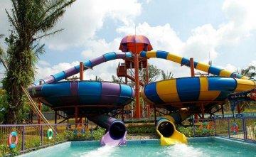 荆州海洋世界水上乐园28日正式开园