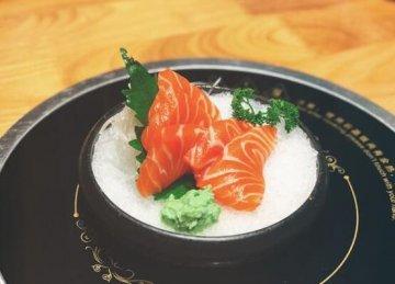 停下脚步感受寿司