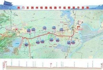 Beplay官网版至荆州高铁详细线路公布 快看是否