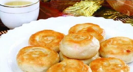 酥饼(酥粑粑)