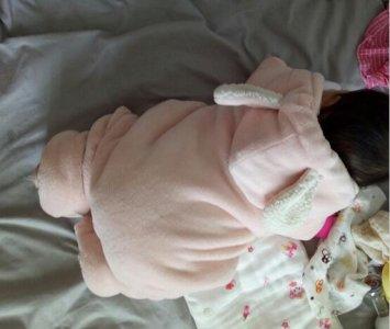宝宝八个月才十四斤,我有点急了