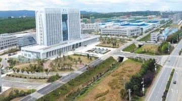 京山智能制造产业园建成达产可实现年收