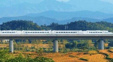 荆荆城际铁路计划月底开工