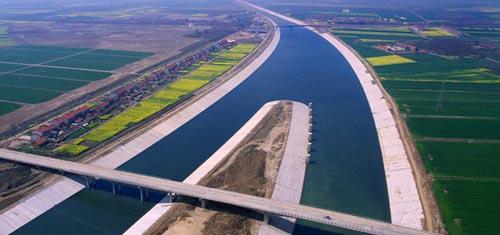 江汉运河生态文化旅游城镇带